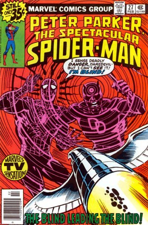 Spectacular Spider-Man 27 - The Blind Leading the Blind