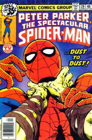 Spectacular Spider-Man 29 - Dust To Dust!