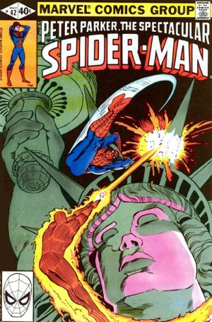 Spectacular Spider-Man # 42 Issues V1 (1976 - 1998)