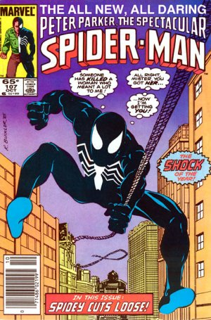 Spectacular Spider-Man # 107 Issues V1 (1976 - 1998)