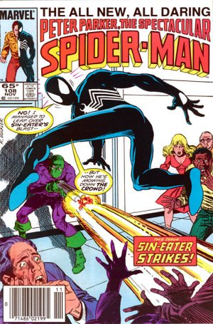 Spectacular Spider-Man # 108 Issues V1 (1976 - 1998)