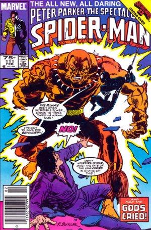 Spectacular Spider-Man # 111 Issues V1 (1976 - 1998)