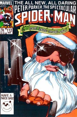 Spectacular Spider-Man # 112 Issues V1 (1976 - 1998)