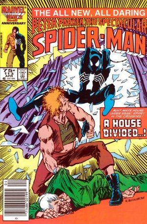Spectacular Spider-Man # 113 Issues V1 (1976 - 1998)