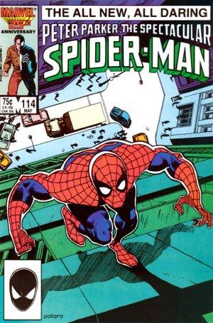 Spectacular Spider-Man # 114 Issues V1 (1976 - 1998)