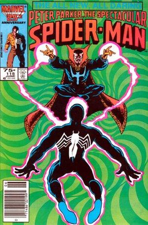 Spectacular Spider-Man # 115 Issues V1 (1976 - 1998)