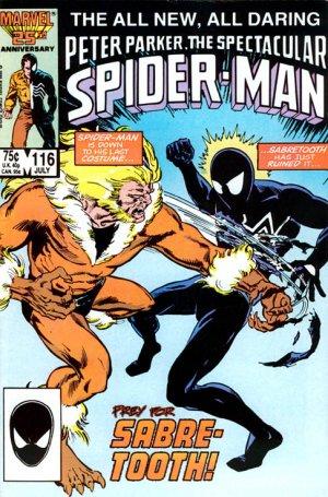 Spectacular Spider-Man # 116 Issues V1 (1976 - 1998)