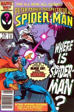 Spectacular Spider-Man # 117 Issues V1 (1976 - 1998)