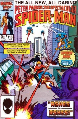 Spectacular Spider-Man # 118 Issues V1 (1976 - 1998)