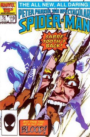 Spectacular Spider-Man # 119 Issues V1 (1976 - 1998)