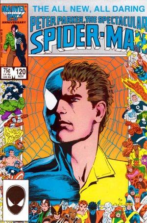 Spectacular Spider-Man # 120 Issues V1 (1976 - 1998)