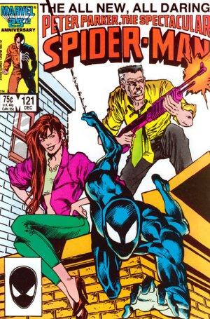 Spectacular Spider-Man # 121 Issues V1 (1976 - 1998)