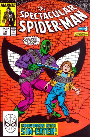 Spectacular Spider-Man # 136 Issues V1 (1976 - 1998)