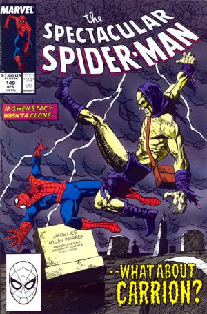 Spectacular Spider-Man 149 - What About Carrion?!
