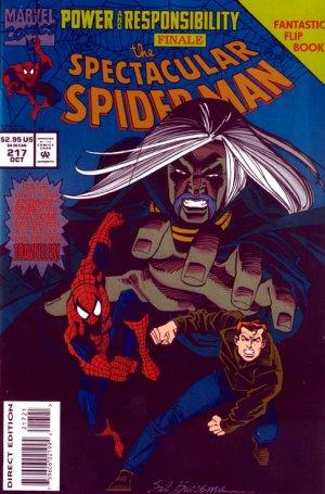 Spectacular Spider-Man # 217 Issues V1 (1976 - 1998)