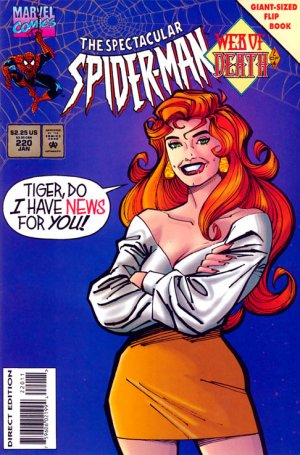 Spectacular Spider-Man # 220 Issues V1 (1976 - 1998)