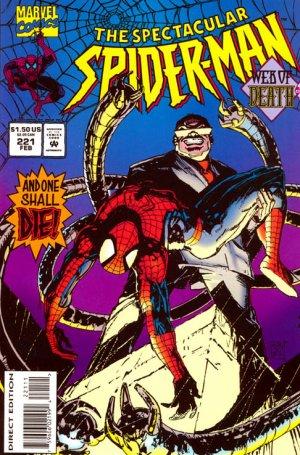 Spectacular Spider-Man # 221 Issues V1 (1976 - 1998)