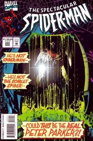 Spectacular Spider-Man # 222 Issues V1 (1976 - 1998)