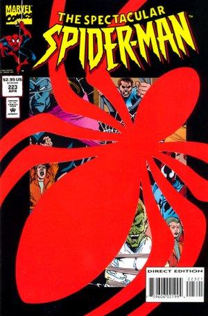 Spectacular Spider-Man # 223 Issues V1 (1976 - 1998)