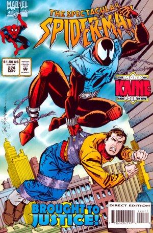 Spectacular Spider-Man # 224 Issues V1 (1976 - 1998)