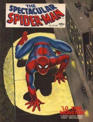 Spectacular Spider-Man édition Magazine (1968)