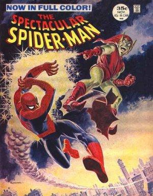 Spectacular Spider-Man # 2 Magazine (1968)