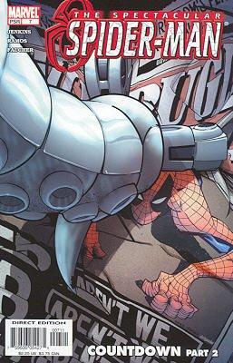 Spectacular Spider-Man # 7 Issues V2 (2003 - 2005)