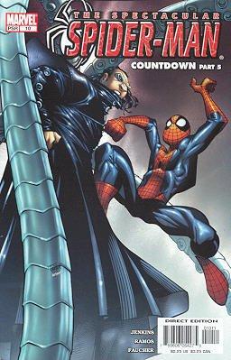 Spectacular Spider-Man # 10 Issues V2 (2003 - 2005)