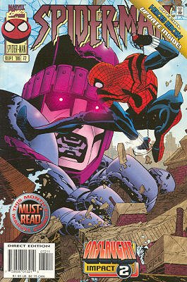 Spider-Man # 72 Issues V1 (1990 - 1996)