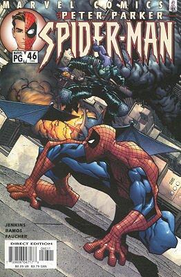 Peter Parker - Spider-Man # 46 Issues V2 (1999 - 2003)