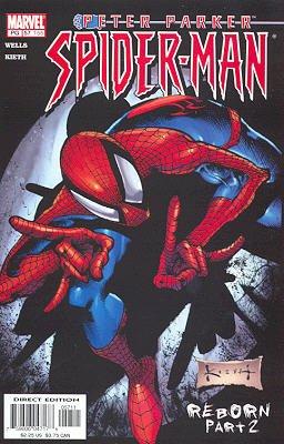 Peter Parker - Spider-Man # 57 Issues V2 (1999 - 2003)