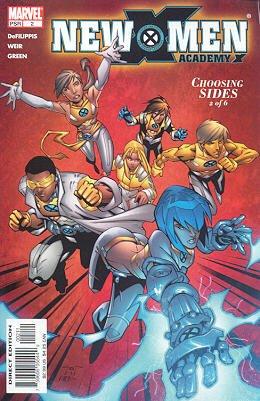 New X-Men # 2