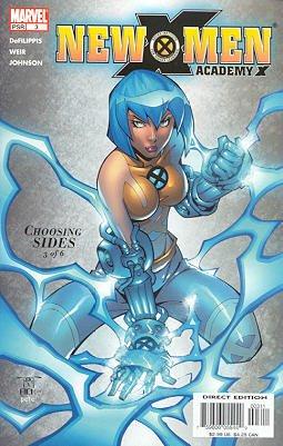 New X-Men # 3