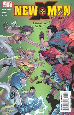 New X-Men # 6 Issues V2 (2004 - 2008)