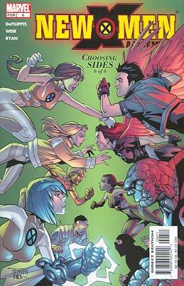 New X-Men # 6