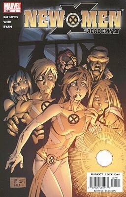 New X-Men # 7