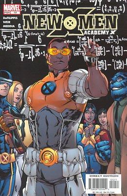 New X-Men # 10