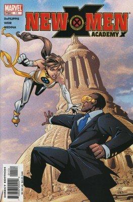 New X-Men # 11