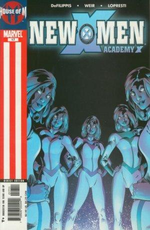 New X-Men # 17