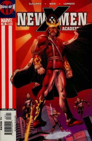 New X-Men # 18