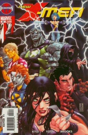 New X-Men # 20