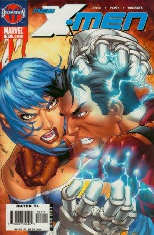 New X-Men # 21