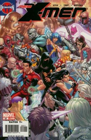 New X-Men # 22