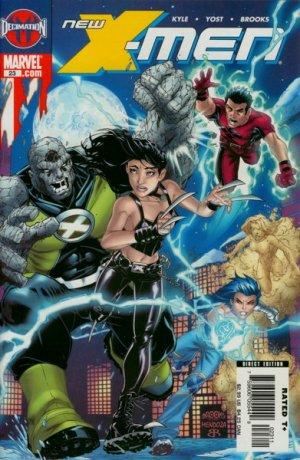 New X-Men # 23