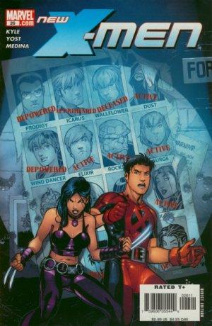New X-Men # 26