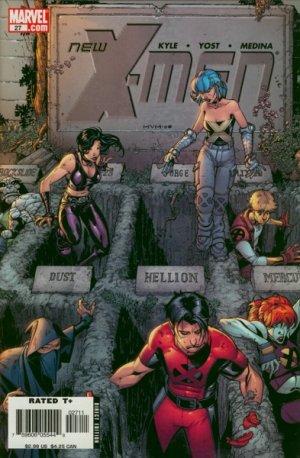New X-Men # 27