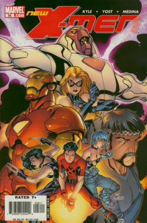 New X-Men # 28