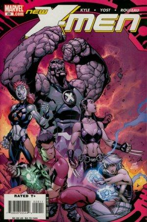 New X-Men # 29
