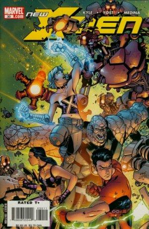 New X-Men # 30