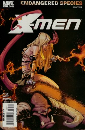 New X-Men 41 - Quest for Magik: Part 4